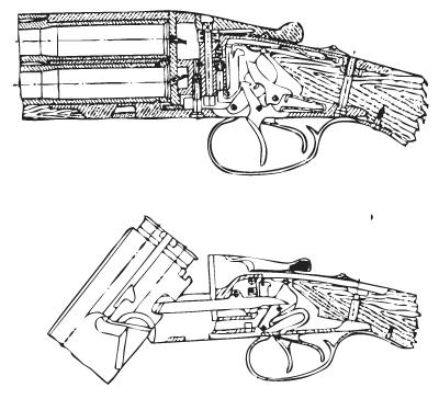Популярное ружье (ТОЗ-34)
