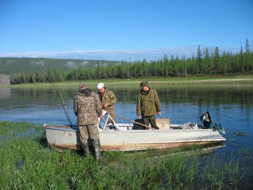 камень на оби общество охотников и рыболовов